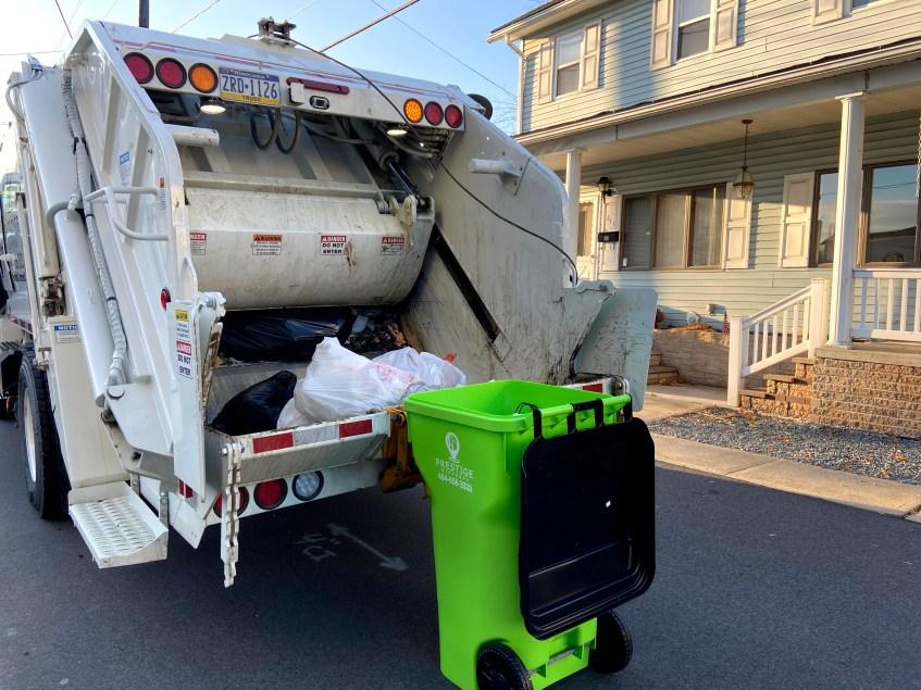 Weekly Garbage Service in Lake Winola, PA