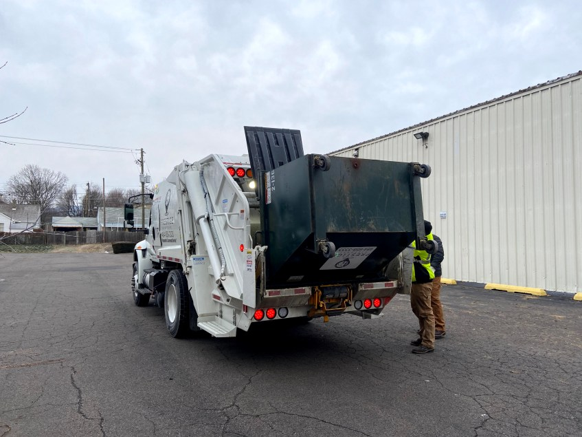 Wilkes-Barre, PA Commercial Business Dumpster Services