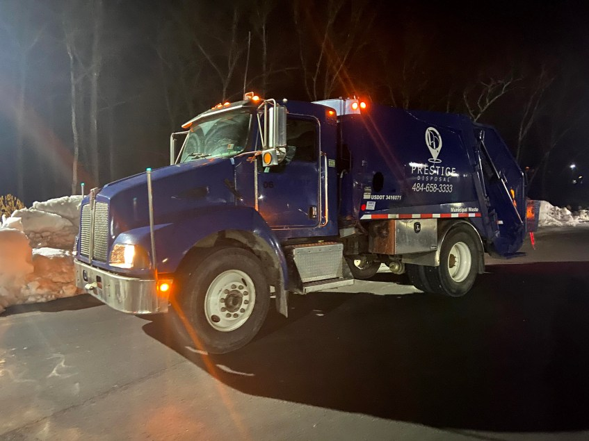 garbage collection dumpster service in wilkes barre pa