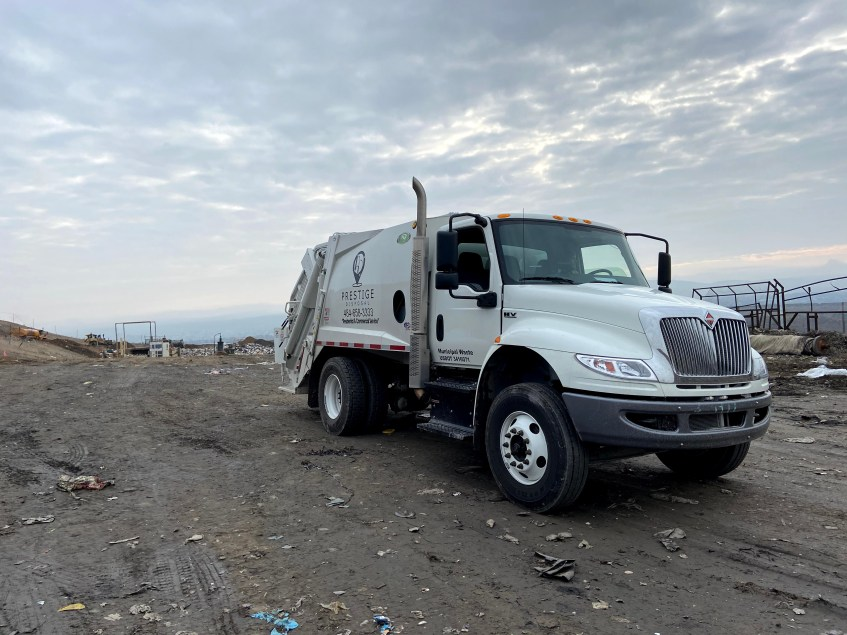 Affordable garbage collection shavertown pa