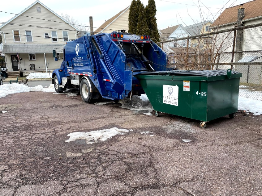 Clarks Summit PA Garbage Collection Services