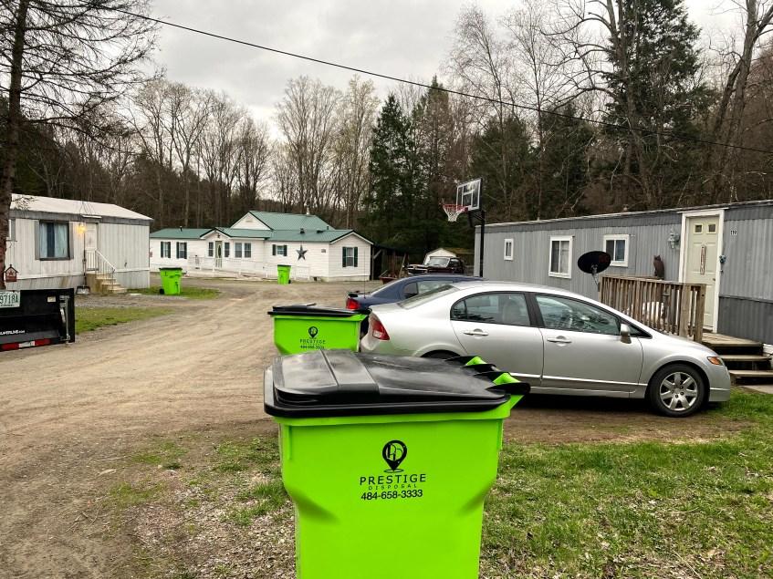 Northeast Pennsylvania Waste Collection Service Scranton Wilkes-Barre Tunkhannock