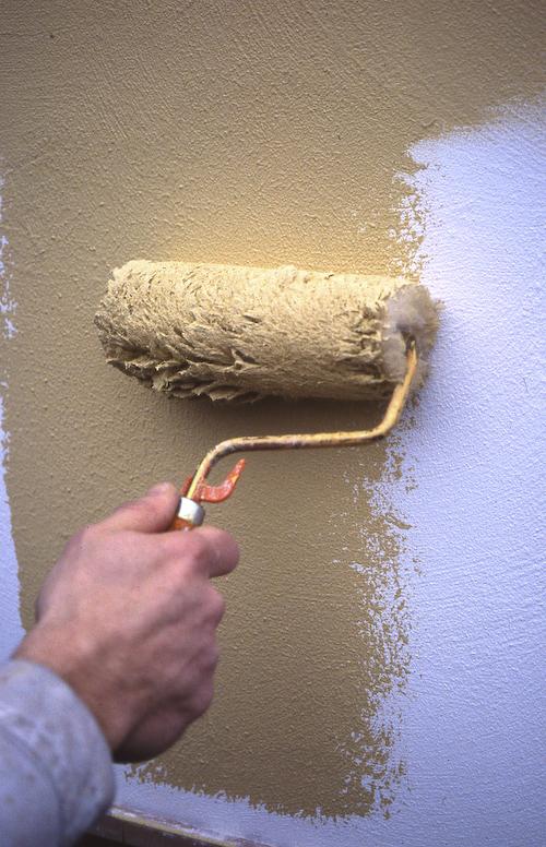 Technique De Peindre Un Mur  La Chaux