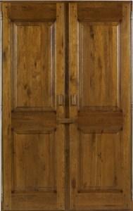 Faire une porte en bois