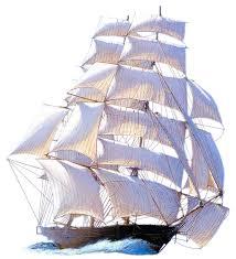 voiles de bateau