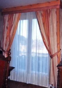 double rideaux 1