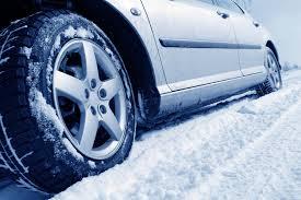 voiture en hiver 1