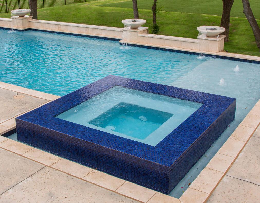 custom pool builder frisco tx