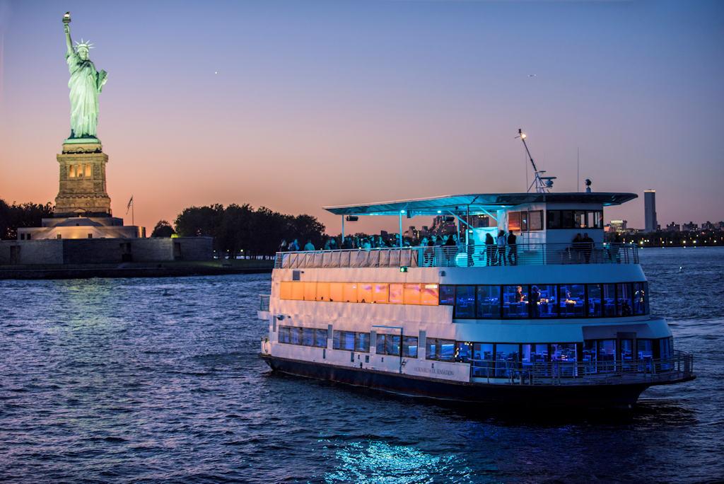 Hornblower Sensation Charter Yacht New York