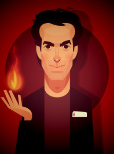 david copperfield disegno