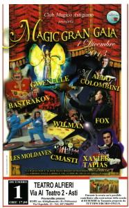 Magic Gran Galà Asti 2013