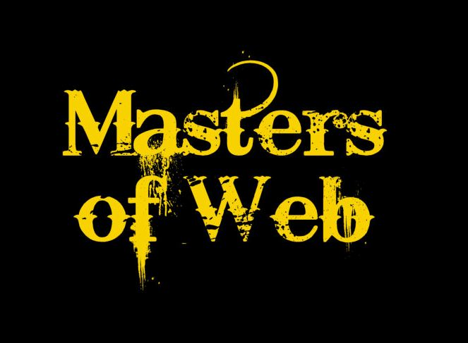 masters of web