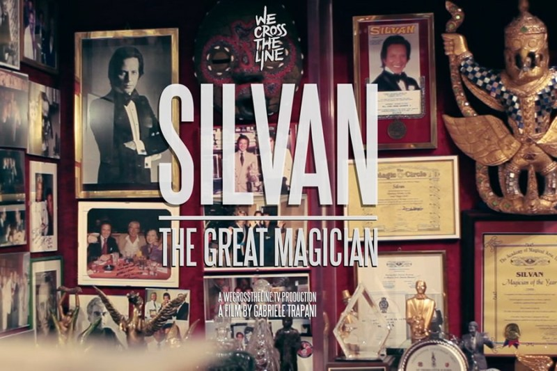 silvan the great magician
