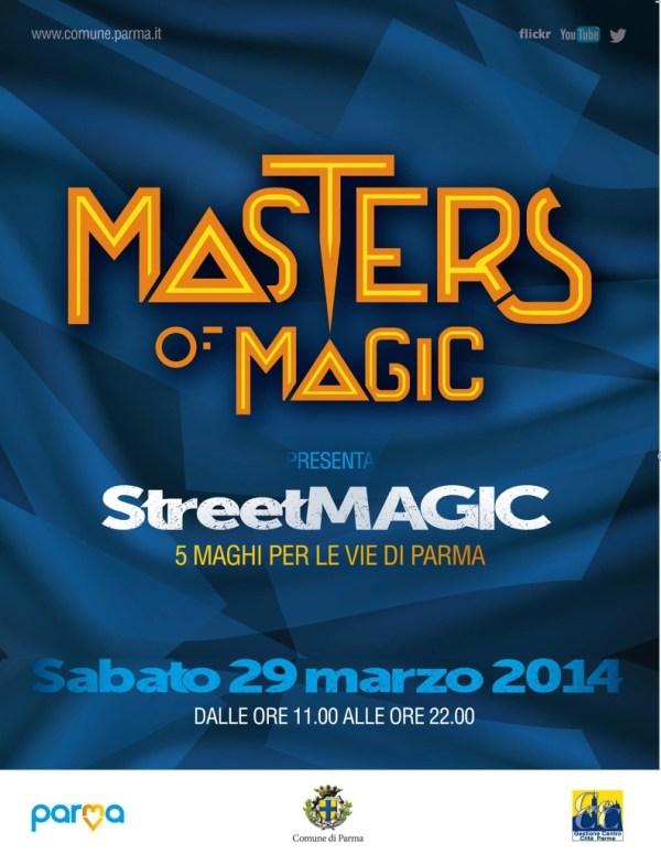 street magic parma 2014