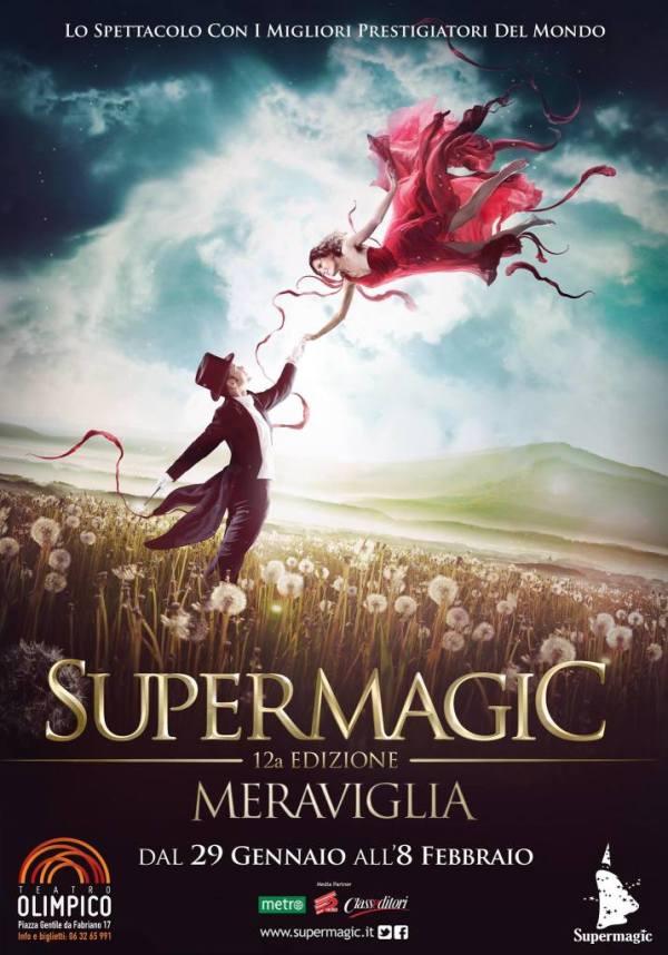 supermagic 2015 meraviglia
