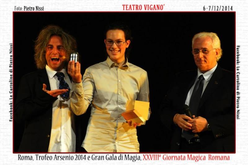 trofeo arsenio 2014