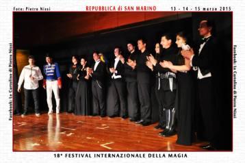 Festival della Magia San Marino 2015 - FISM2015 - Foto di Pietro Nissi