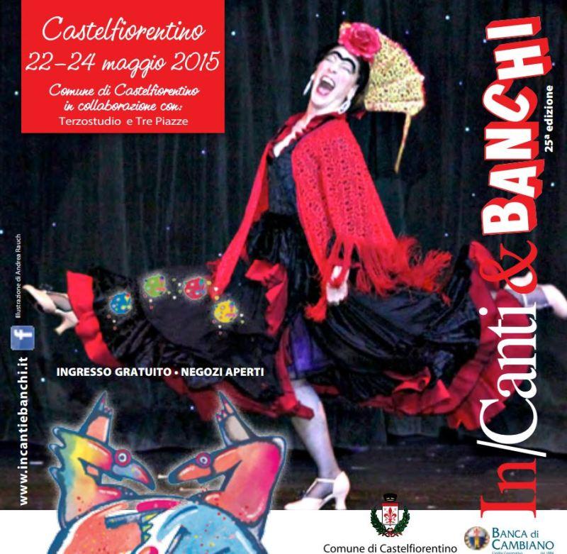 2015 Castelfiorentino FI, In Canti & Banchi 2015