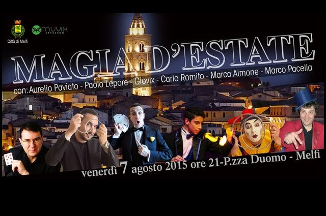 magia estate melfi 2015
