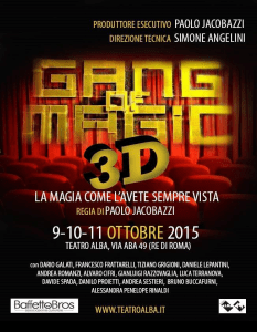 gang of magic 3d 2015