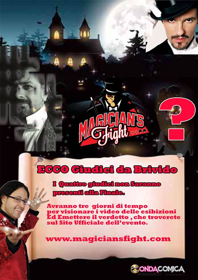 Magician Fight 2015