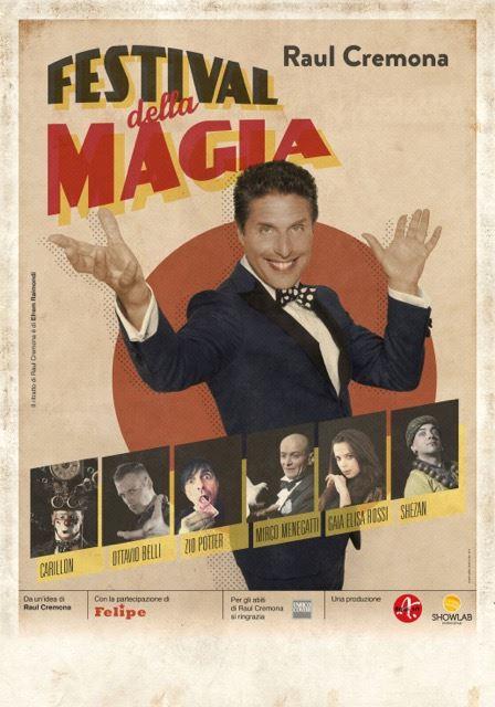 festival magia milano 2016 raul cremona