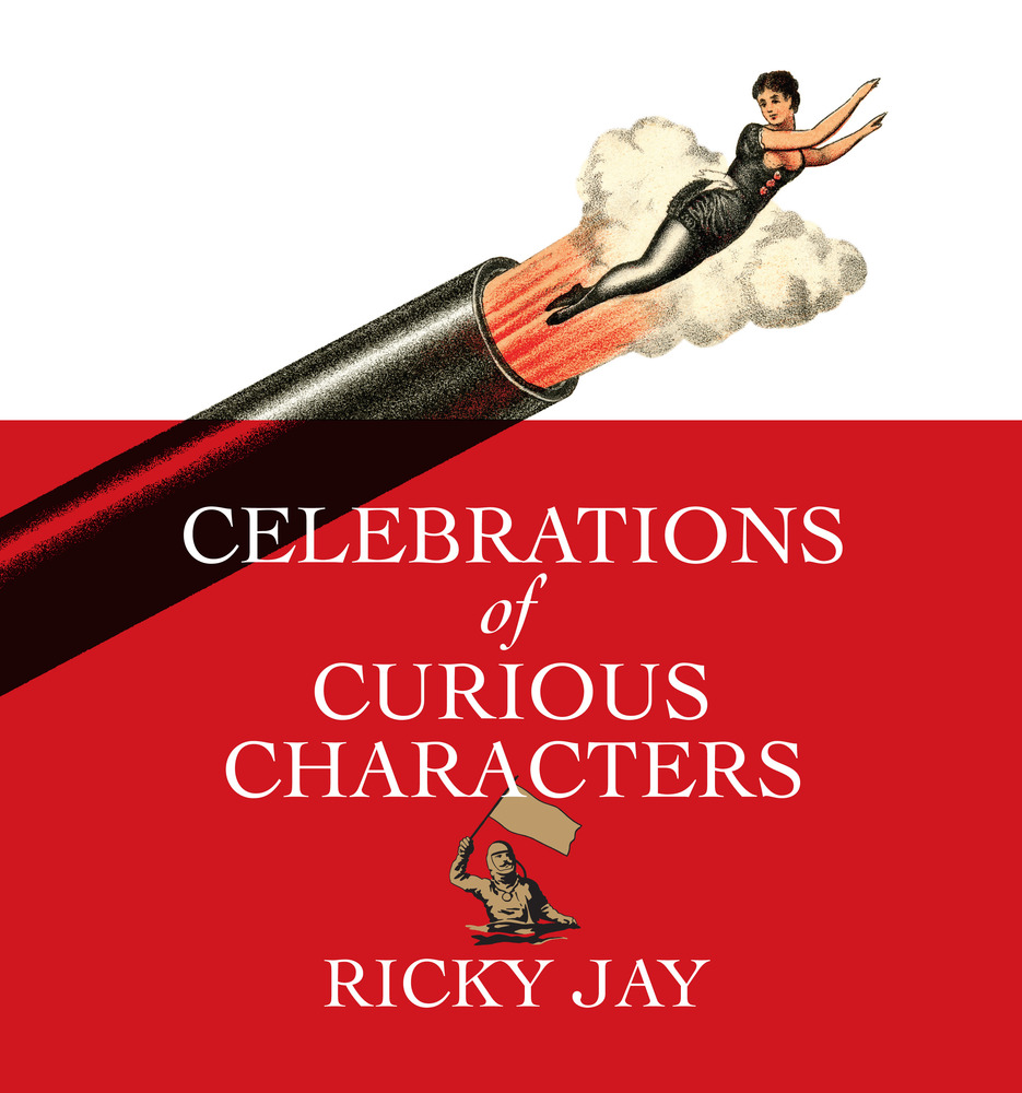 celebrations-of-curious-characters-inglese-copertina-rigida-di-ricky-jay