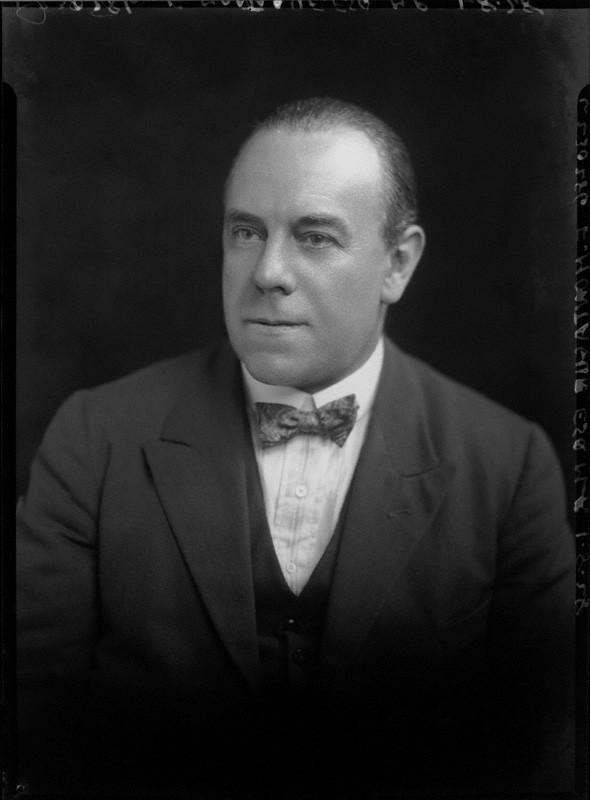 by Lafayette (Lafayette Ltd), half-plate nitrate negative, 1 August 1928