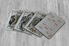 agape playing cards parama kickstarter