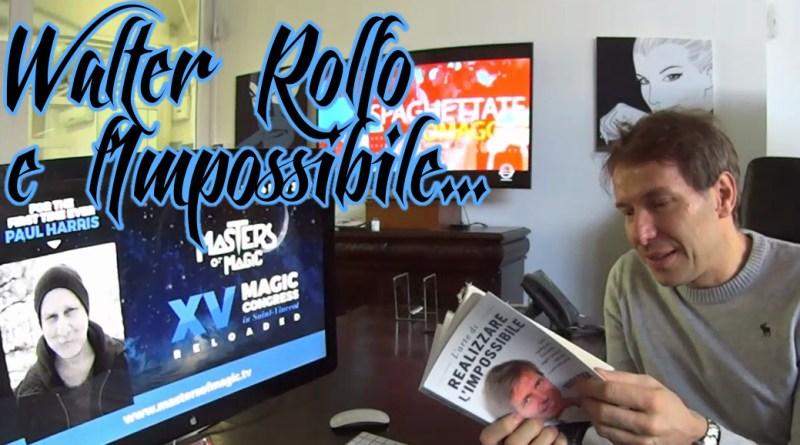 Video Intervista a Walter Rolfo, Masters of Magic 2017