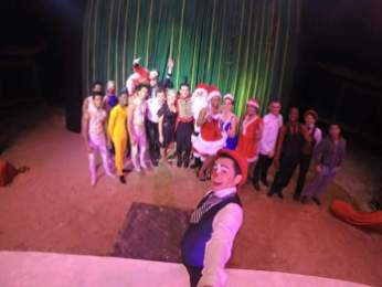 Le avventure di Nessuno. Un Lord… a le Cirque! Episodio 12_IMG 16