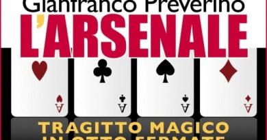 In uscita: L'Arsenale di Gianfranco Preverino