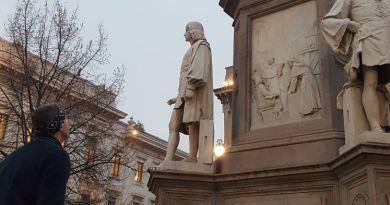Roberto Bombassei incontra ancora Leonardo Da Vinci