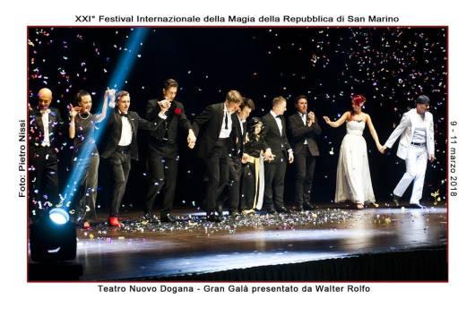 San Marino 2018 Foto Pietro Nizzi - Gran Gala 2