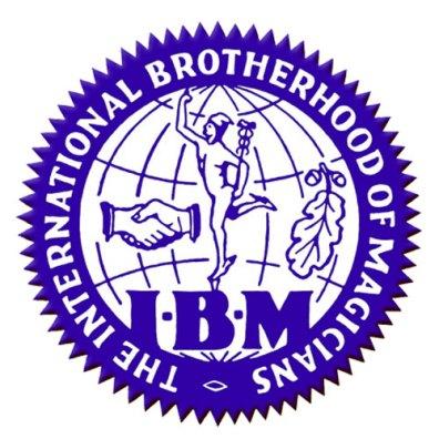 International_Brotherhood_of_Magicians_Logo ibm