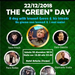 2018, Fermo (FM), The Green Day