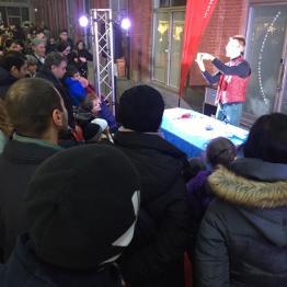 Scuola Magia Maglio 2018 masters of magic (2)_Davide brizio