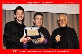 fidm2019 Francesco Della Bona, Gabriele Merli e Vikj Ivo Valetic