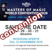 convention_28-31 5 2020, Torino, Masters of Magic World Convention 2012 #MOM2020