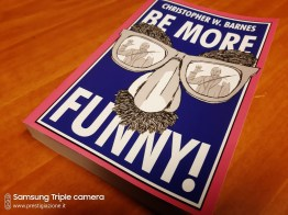 BE MORE FUNNY by Christopher w. barnes T. Magician - Book (3)