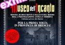 """9-10/11/2019, Castenedolo (Bs), Mostra """"Museo dell'Incanto"""""""