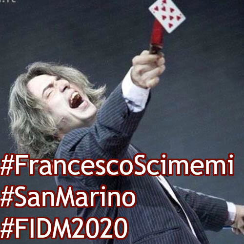 francesco scimemi san marino fidm2020