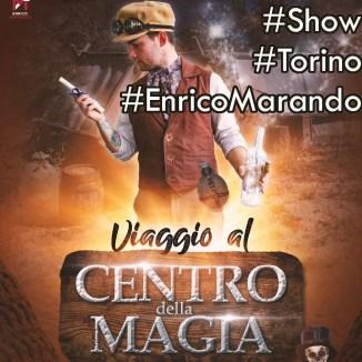 Enrico Marando Viaggio al centro della magia torino 2020 (2)_Instagram