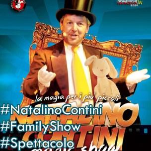 Natalino Contini Magic Show Instagram