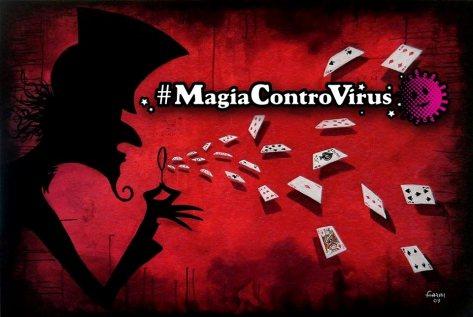 Magia contro Virus #magiacontrovirus (1)