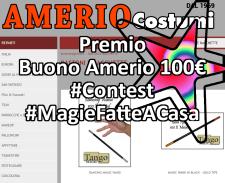 #Contest #MagieFatteACasa amerio
