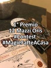 #Contest #MagieFatteACasa oris parama