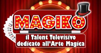 Magiko Talent Show, Talent TV dedicato all'Arte Magica