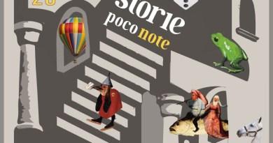 """18-22/11/2020, Roma, """"Note di storie poco note"""" con Andrea Boccia"""