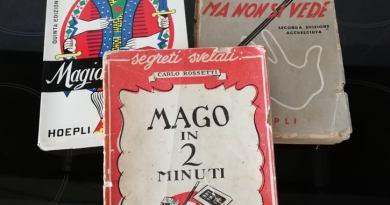 La Magia nei Libri – Carlo Rossetti